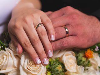 El matrimonio de Romaneth y Alfonso 1