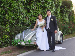 El matrimonio de Romaneth y Alfonso 2