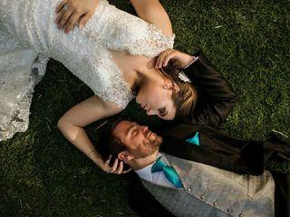 El matrimonio de Carolina y Rainer 2