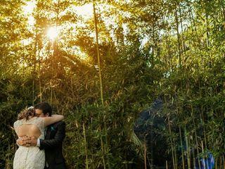 El matrimonio de Carolina y Rainer 3