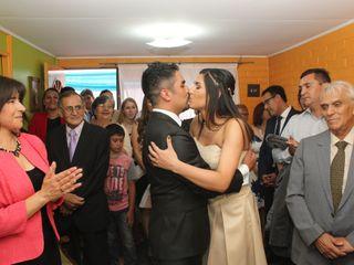 El matrimonio de Fredy y Paulina 3