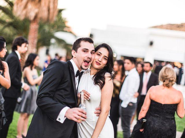El matrimonio de Marcela y Tomás