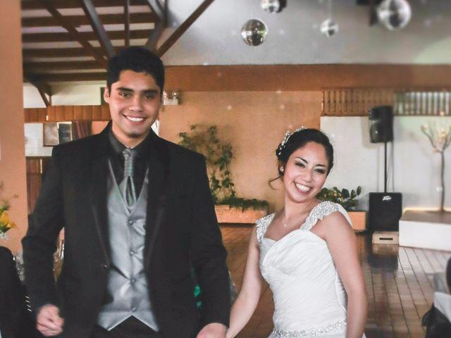 El matrimonio de Hernán y Yaritza