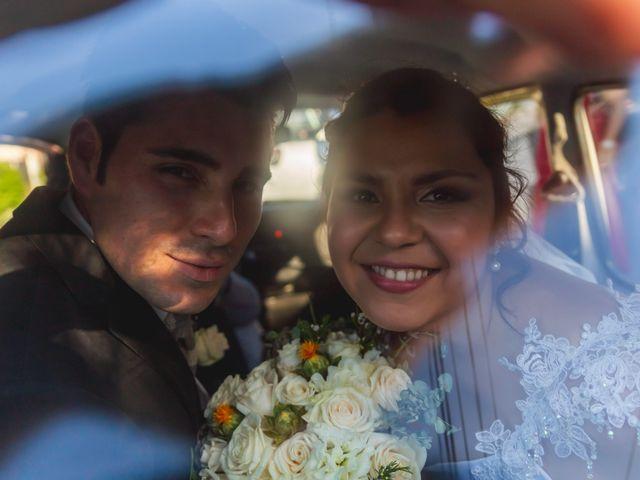 El matrimonio de Romaneth y Alfonso