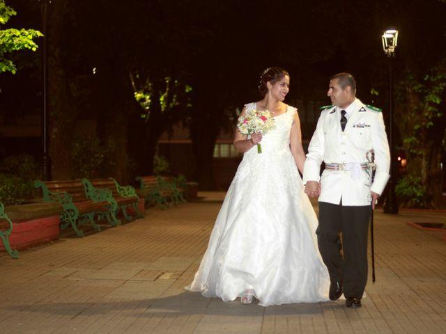 El matrimonio de Luz y Juan Pedro