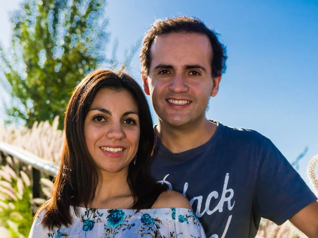 El matrimonio de Iván y Nelly en Lampa, Chacabuco 3