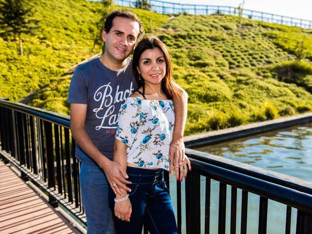 El matrimonio de Iván y Nelly en Lampa, Chacabuco 1