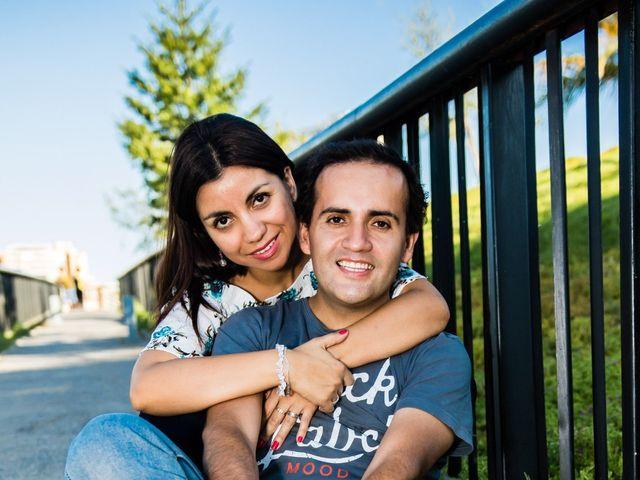 El matrimonio de Iván y Nelly en Lampa, Chacabuco 4