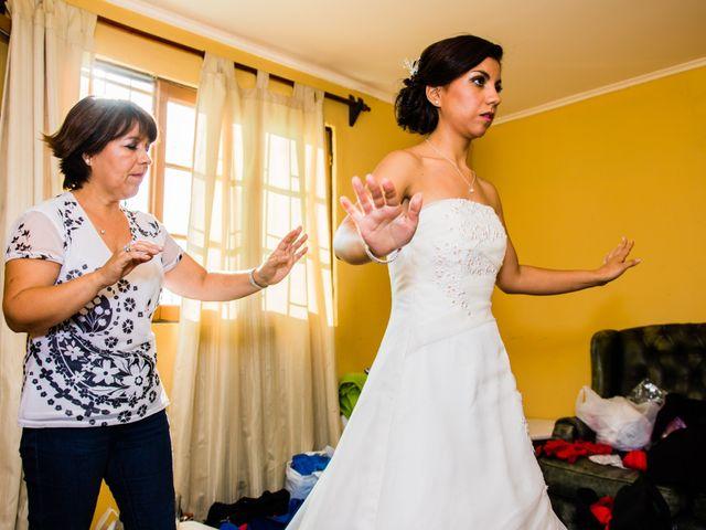 El matrimonio de Iván y Nelly en Lampa, Chacabuco 2