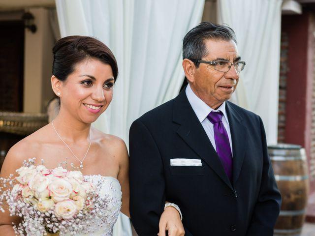 El matrimonio de Iván y Nelly en Lampa, Chacabuco 7