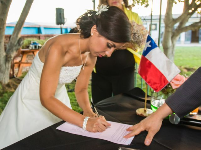 El matrimonio de Iván y Nelly en Lampa, Chacabuco 8