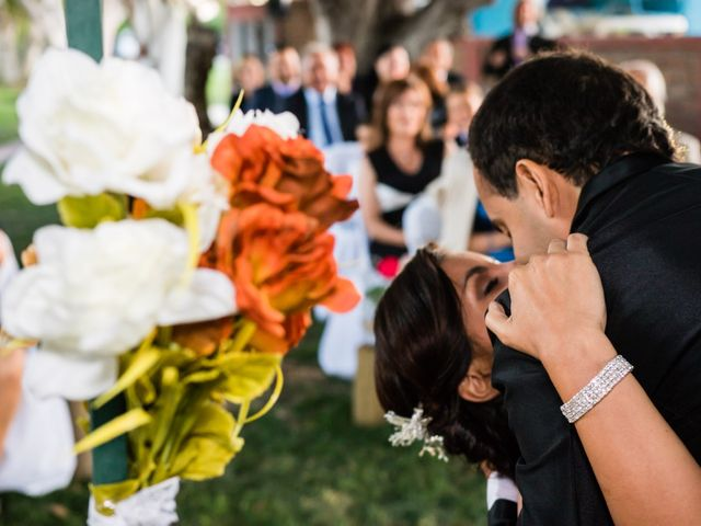 El matrimonio de Iván y Nelly en Lampa, Chacabuco 9