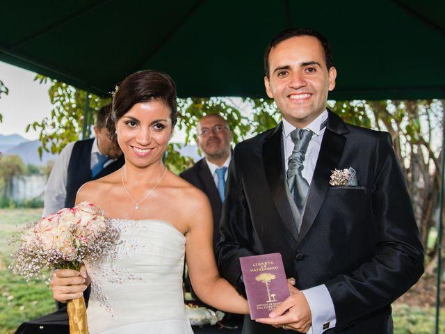El matrimonio de Iván y Nelly en Lampa, Chacabuco 10