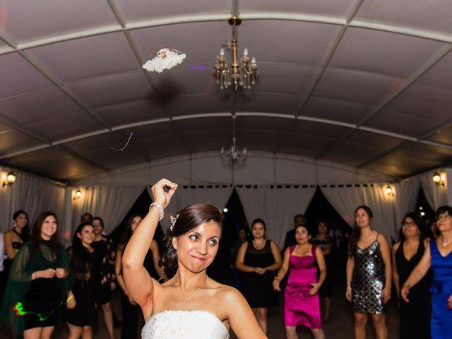 El matrimonio de Iván y Nelly en Lampa, Chacabuco 18