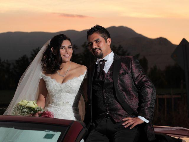 El matrimonio de Fredy y Paulina
