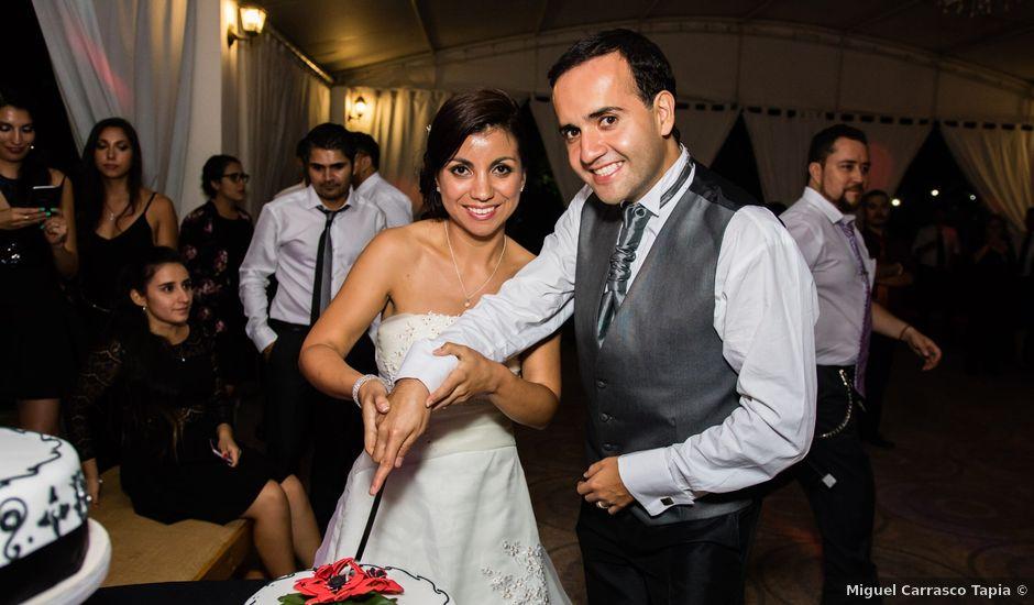 El matrimonio de Iván y Nelly en Lampa, Chacabuco