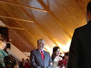El matrimonio de Carolina y Guillermo 3