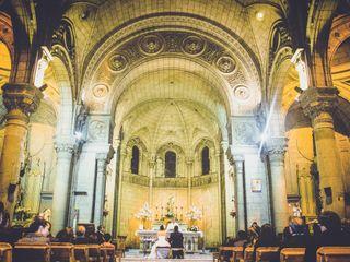 El matrimonio de Francisca y Sebastián 1