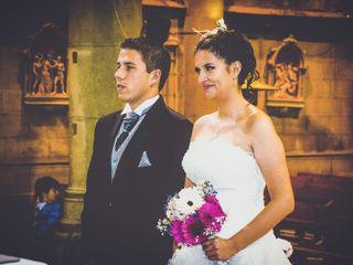 El matrimonio de Francisca y Sebastián