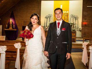 El matrimonio de Carolina y Guillermo