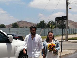 El matrimonio de Leslie y Peña 2