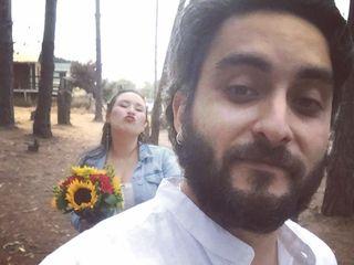 El matrimonio de Leslie y Peña 3