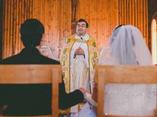 El matrimonio de Daniela y Marco 1