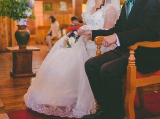 El matrimonio de Daniela y Marco 2