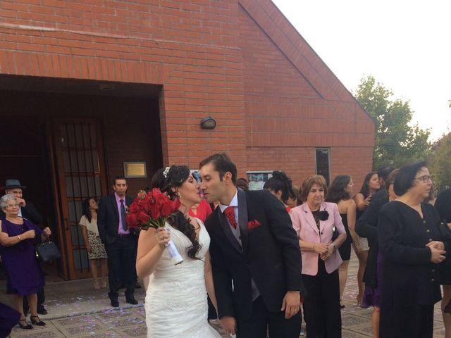 El matrimonio de Guillermo y Carolina en Maipú, Santiago 10