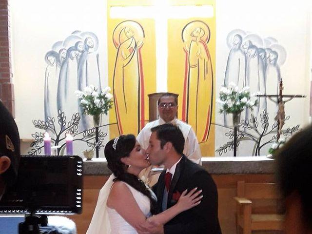 El matrimonio de Guillermo y Carolina en Maipú, Santiago 12