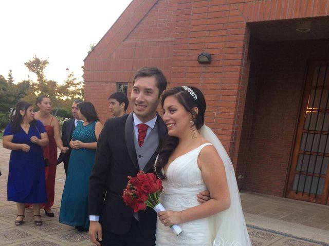 El matrimonio de Guillermo y Carolina en Maipú, Santiago 15