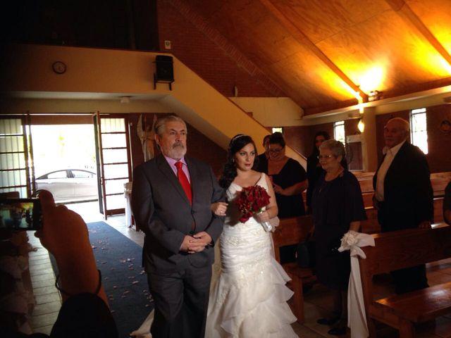 El matrimonio de Guillermo y Carolina en Maipú, Santiago 18