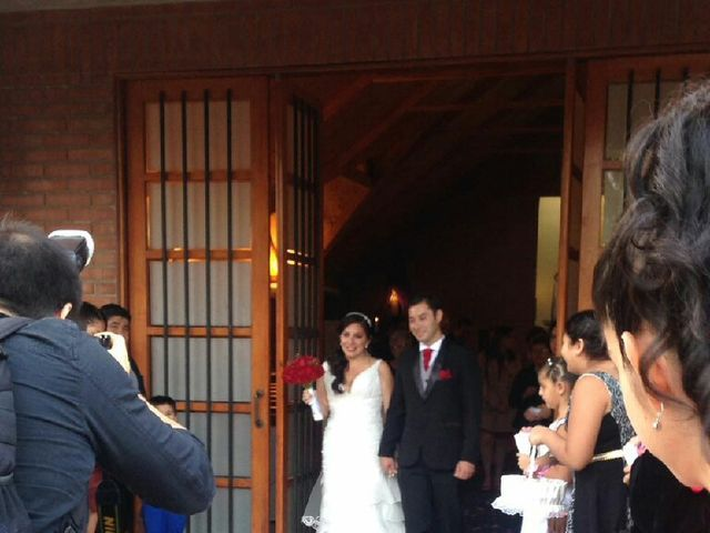 El matrimonio de Guillermo y Carolina en Maipú, Santiago 24