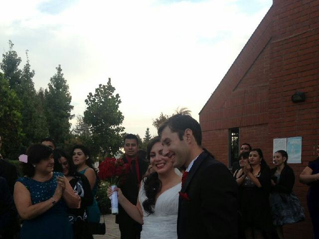 El matrimonio de Guillermo y Carolina en Maipú, Santiago 26