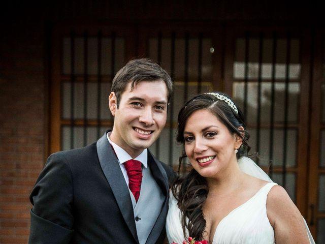 El matrimonio de Guillermo y Carolina en Maipú, Santiago 39