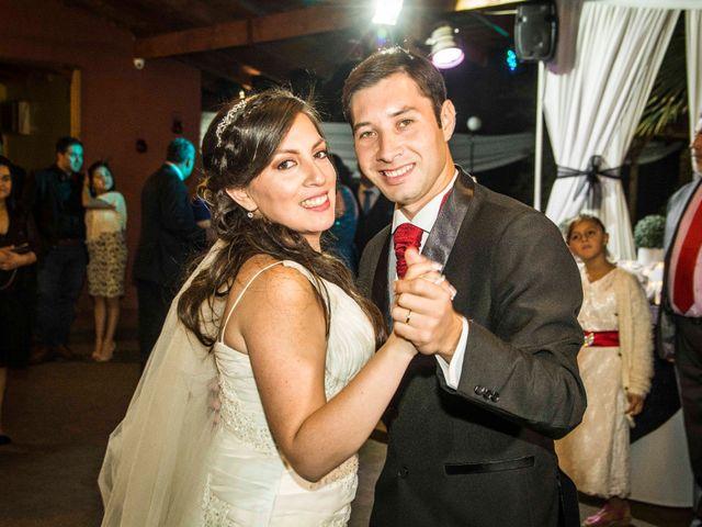 El matrimonio de Guillermo y Carolina en Maipú, Santiago 43