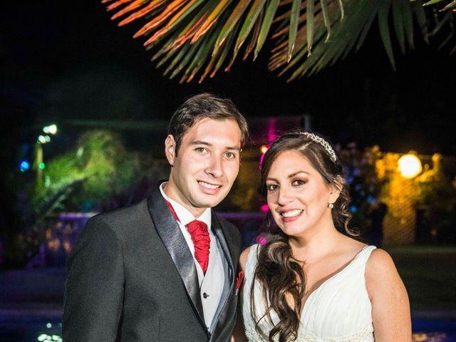 El matrimonio de Guillermo y Carolina en Maipú, Santiago 45