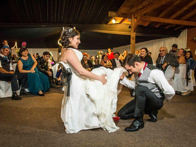 El matrimonio de Guillermo y Carolina en Maipú, Santiago 48