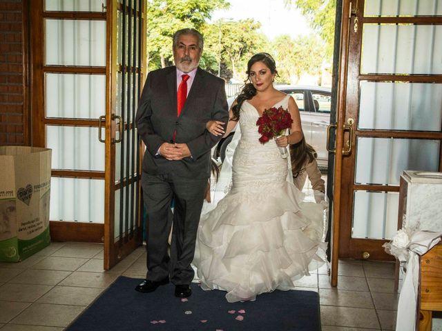 El matrimonio de Guillermo y Carolina en Maipú, Santiago 33