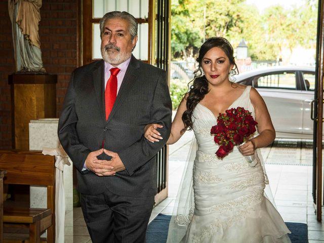 El matrimonio de Guillermo y Carolina en Maipú, Santiago 35