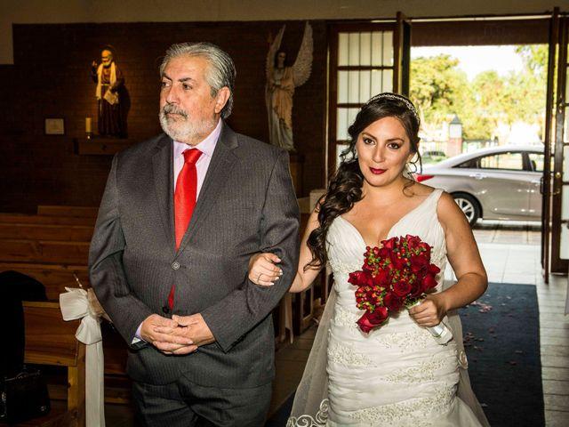 El matrimonio de Guillermo y Carolina en Maipú, Santiago 37