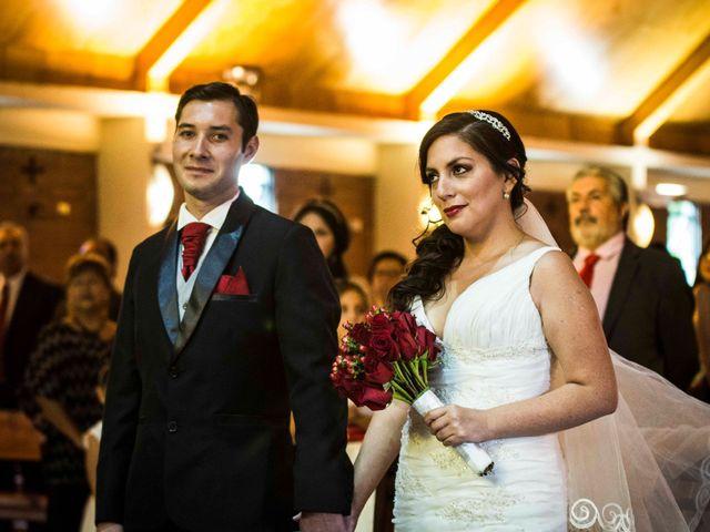 El matrimonio de Guillermo y Carolina en Maipú, Santiago 40