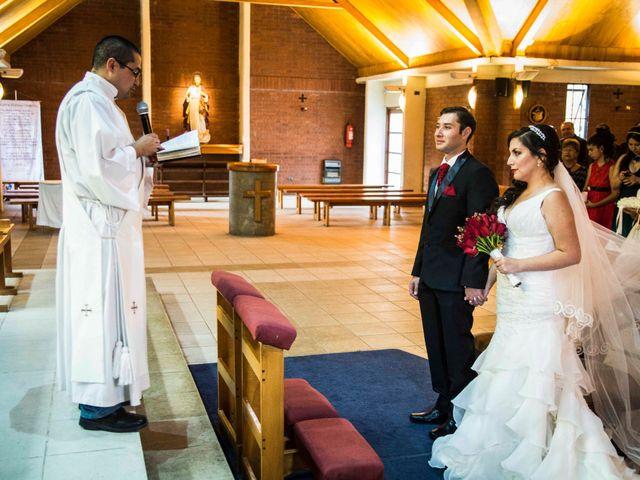 El matrimonio de Guillermo y Carolina en Maipú, Santiago 41