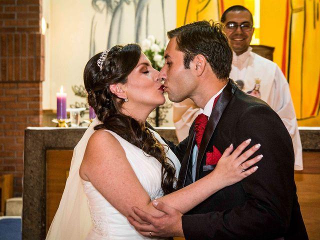 El matrimonio de Guillermo y Carolina en Maipú, Santiago 47