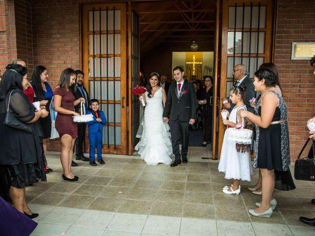 El matrimonio de Guillermo y Carolina en Maipú, Santiago 49