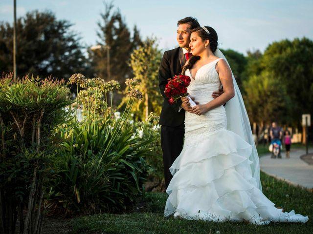 El matrimonio de Guillermo y Carolina en Maipú, Santiago 52