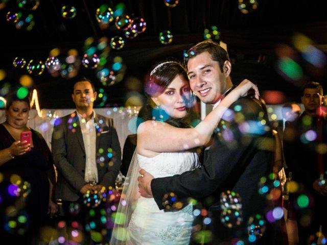 El matrimonio de Guillermo y Carolina en Maipú, Santiago 55