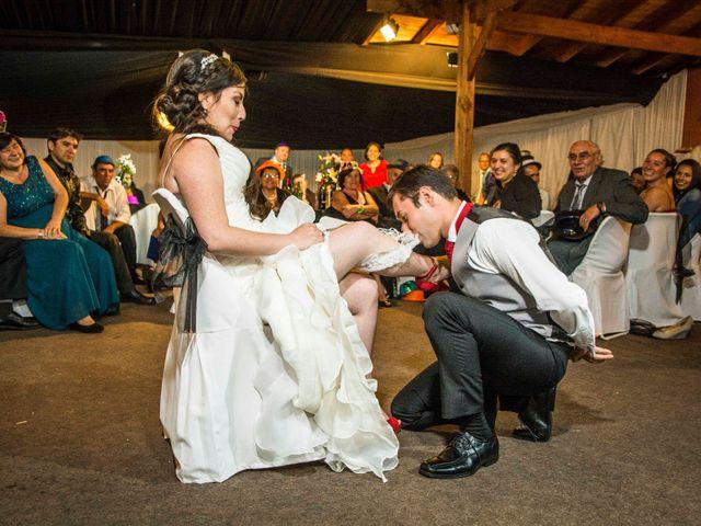 El matrimonio de Guillermo y Carolina en Maipú, Santiago 60