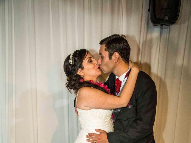 El matrimonio de Guillermo y Carolina en Maipú, Santiago 62