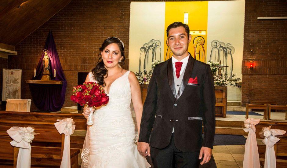 El matrimonio de guillermo y carolina en maip santiago for Viveros en santiago maipu